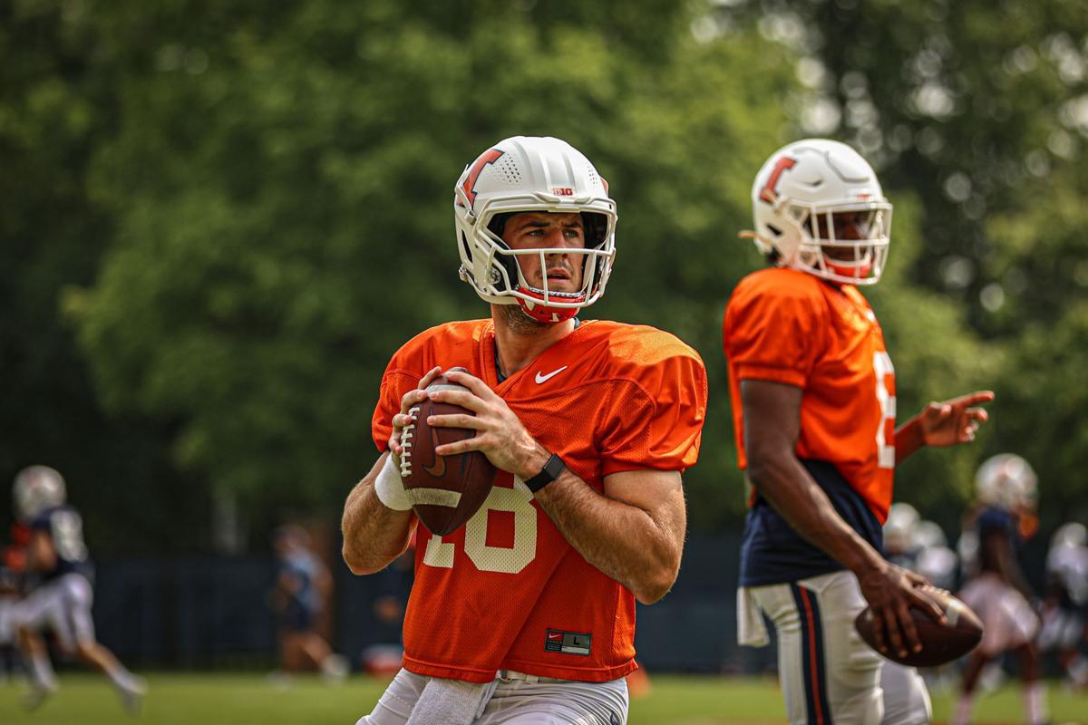 Brandon Peters practice