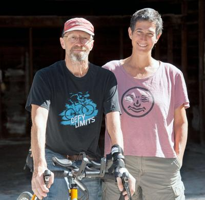 Art Theater to screen Mahomet-Seymour student's film on inspirational bicyclist