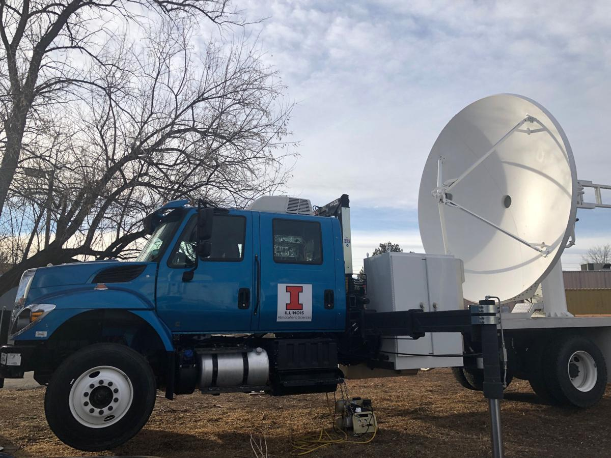 COW radar