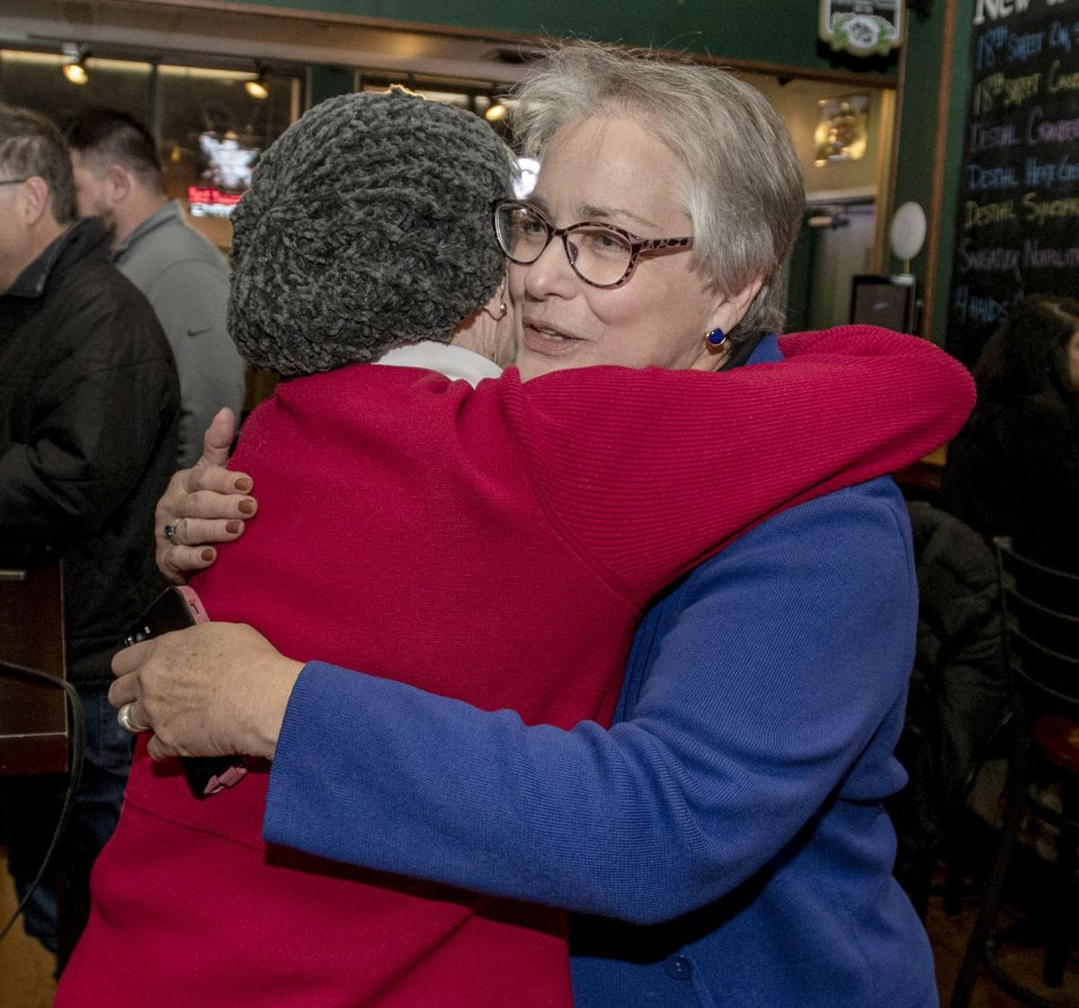 Political newcomer Kloeppel ready to get to work as first county executive