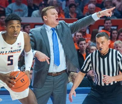 Men's baskeball preview: Rutgers at Illinois, 3 p.m. today