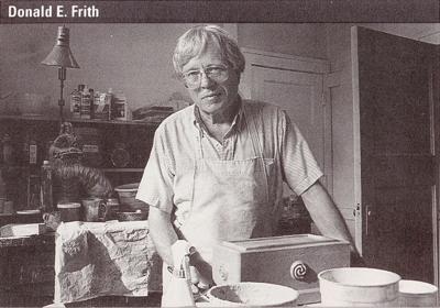 Donald Frith Photo