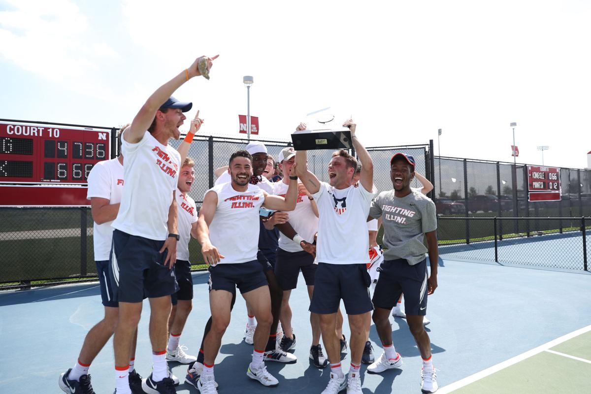Men's Tennis Big Ten Championships 2021