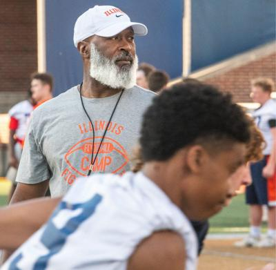 Tate | With recruiting efforts stymied, Lovie must do more with less
