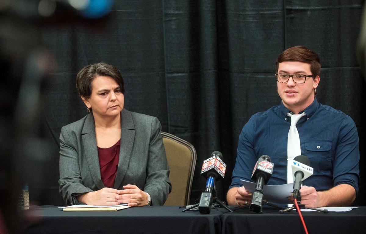 Urbana flag-burner explains motives after filing lawsuit over arrest