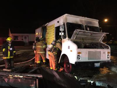 Food truck fire results in $30,000 damage | News | news