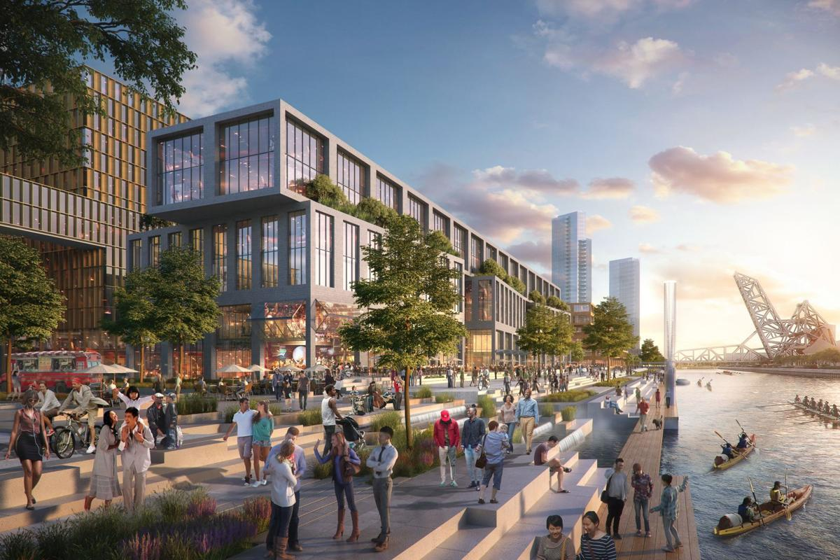 Discovery Partners Institute: 'A campus within downtown'
