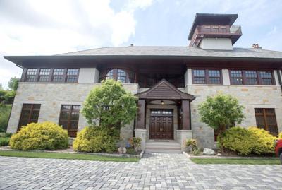 JA Mahomet mansion