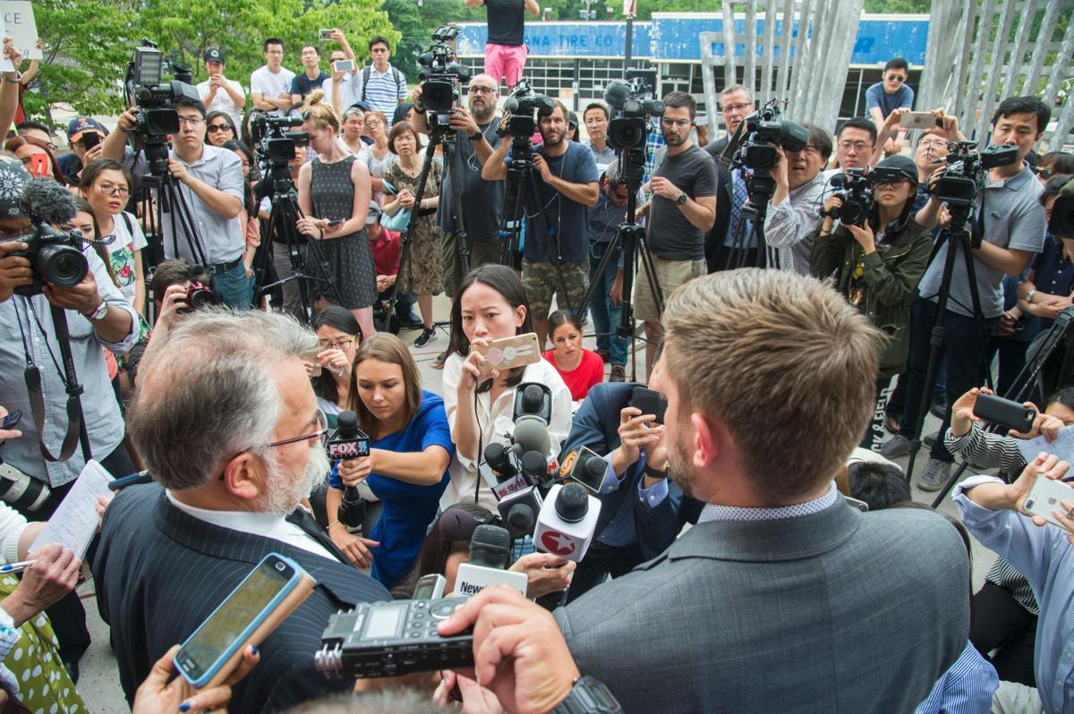 NOW: Bail denied; Christensen allegedly described 'characteristics of an ideal victim' at vigil