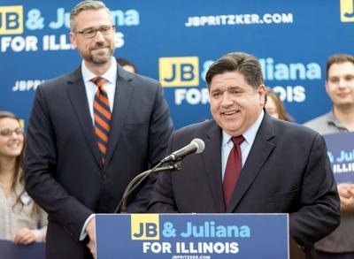 Jim Dey: Pritzker faces tough tax, spending issues