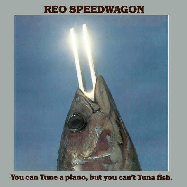 Notes-Worthy: Bub Phillippe and the REO Speedwagon album cover
