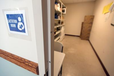 Courthouse's new lactation room 'not pretty,' but it meets letter of new law