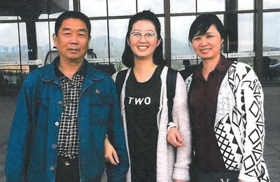 Christensen sentencing Zhang family
