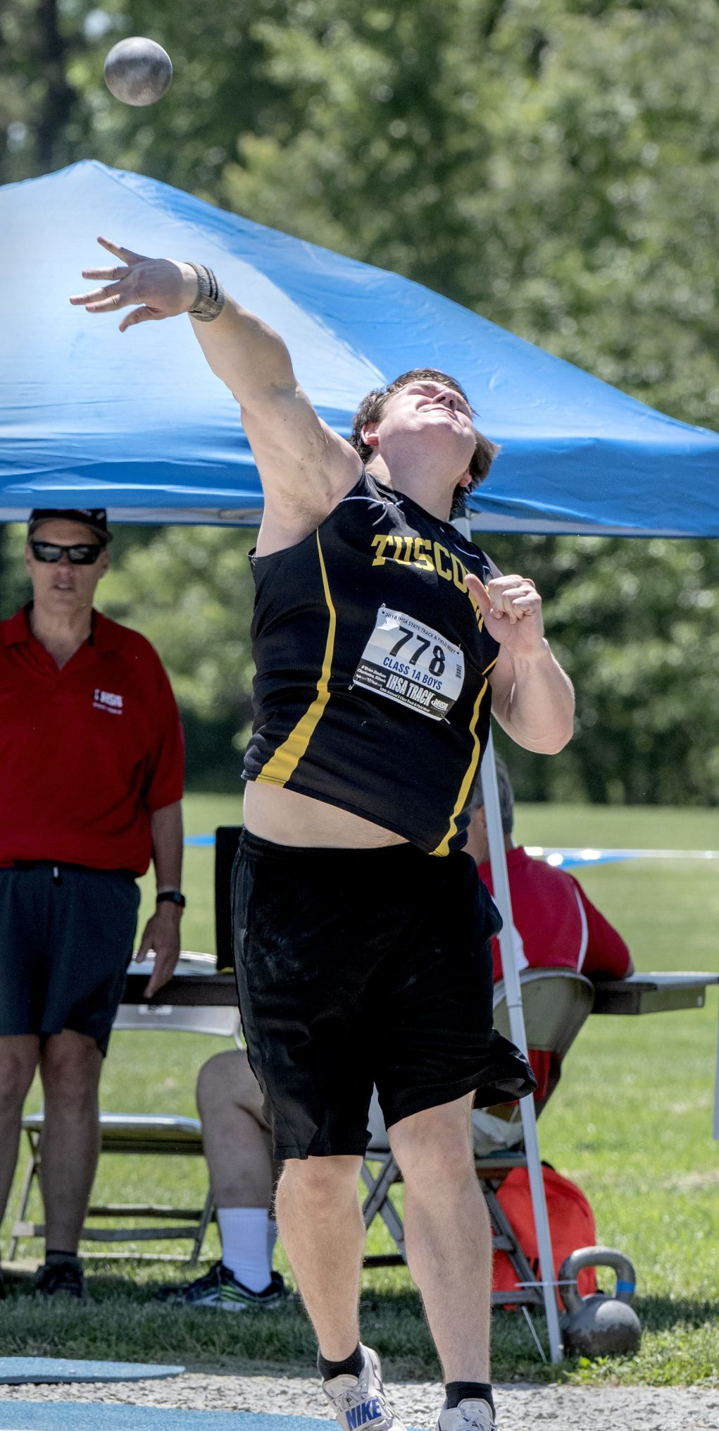 Meet the All-Area boys' track and field first team