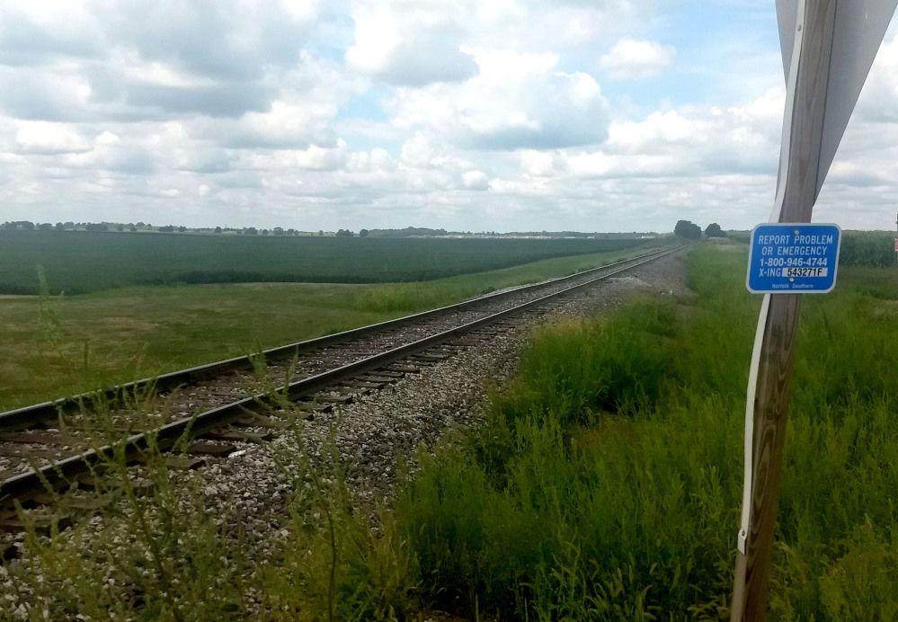 bag Mahomet Rail Trail
