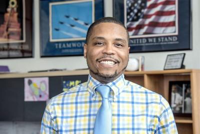 South Side new principal Mahone