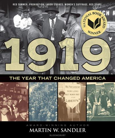1919 Year Changed America