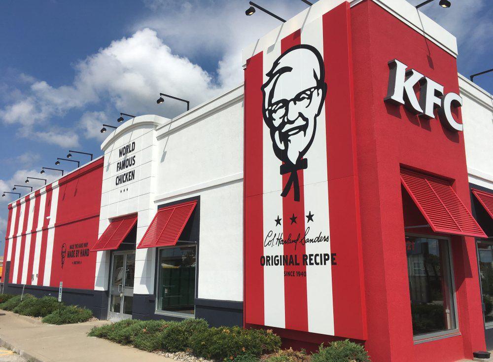 JA reopenings KFC