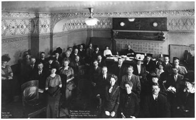 Organization for English teachers marks 100 years