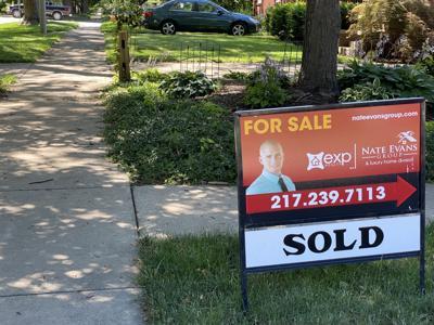 Champaign home sold