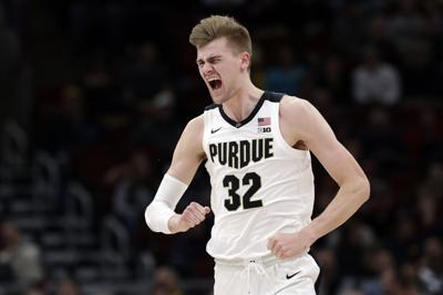 B10 Minnesota Purdue Basketball
