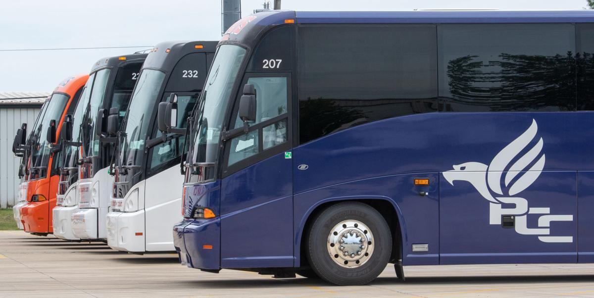 Peoria Charter buses