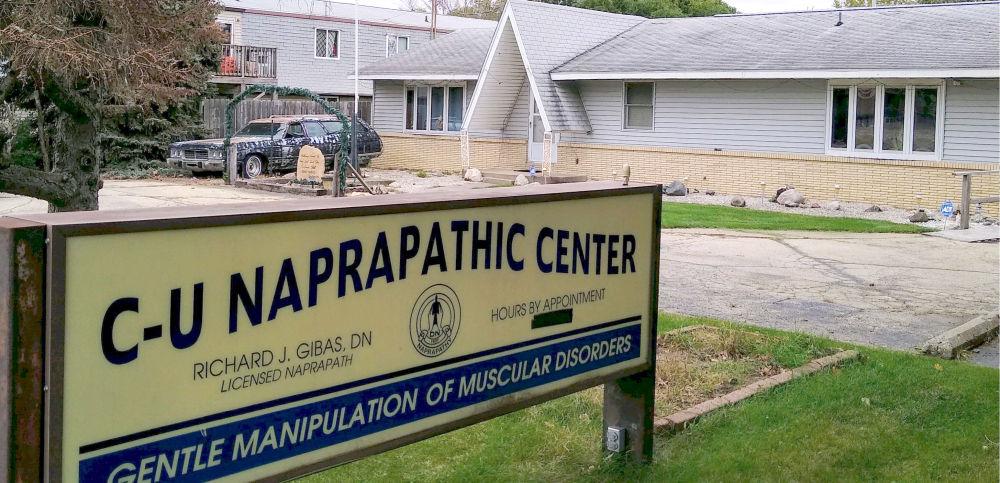 bag Naprapathic clinic