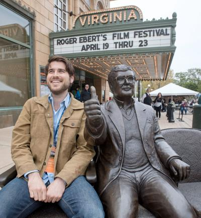 Ebertfest: TV icon's filmmaker son impressed by audience