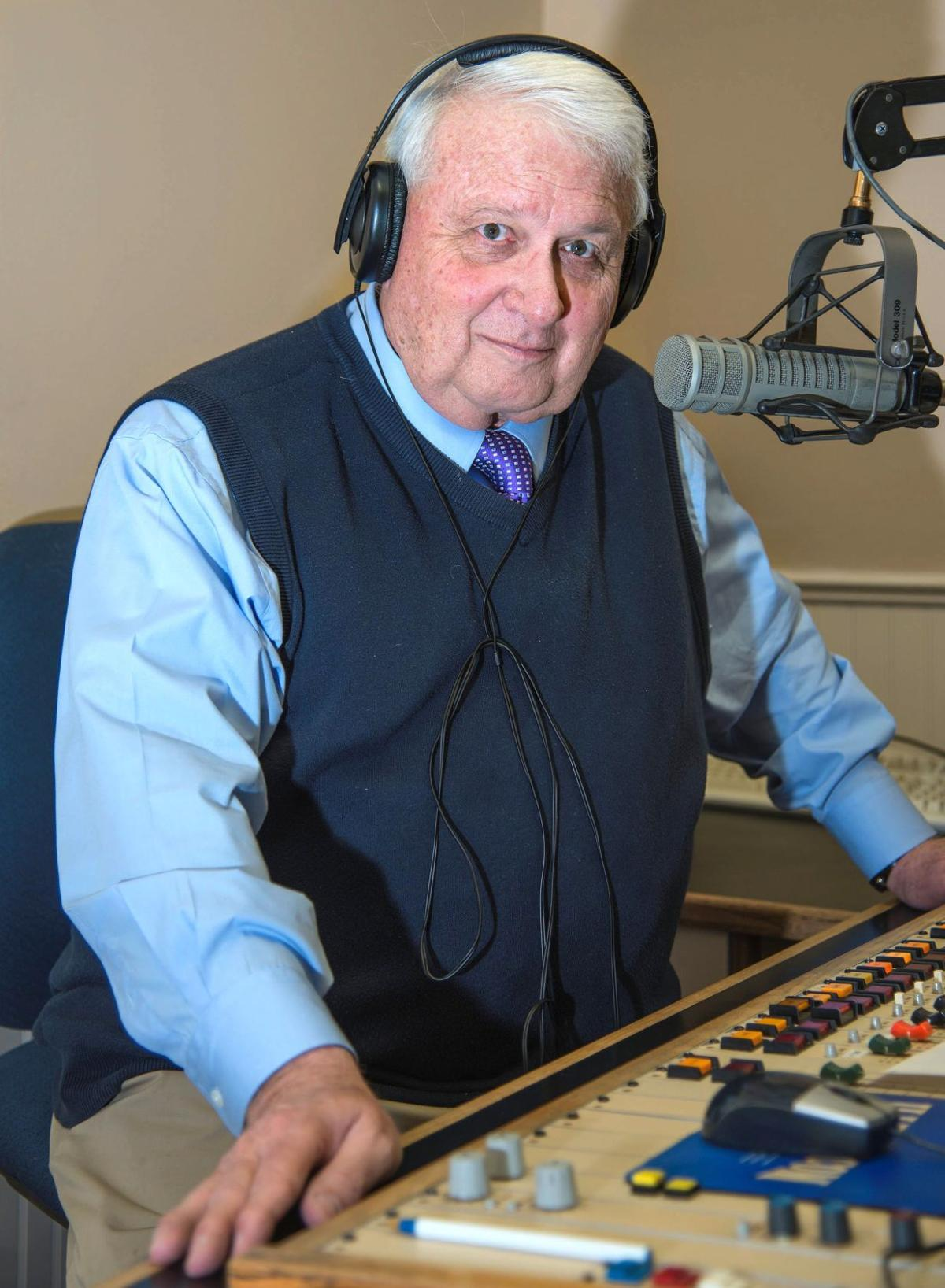 A Life Remembered: 'Big teddy bear' newsman recalled for depth of his dedication