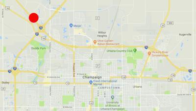 I-74/I-57 interchange accident 092619