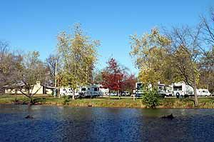 Local sportsman's clubs offer a number of outdoor activities