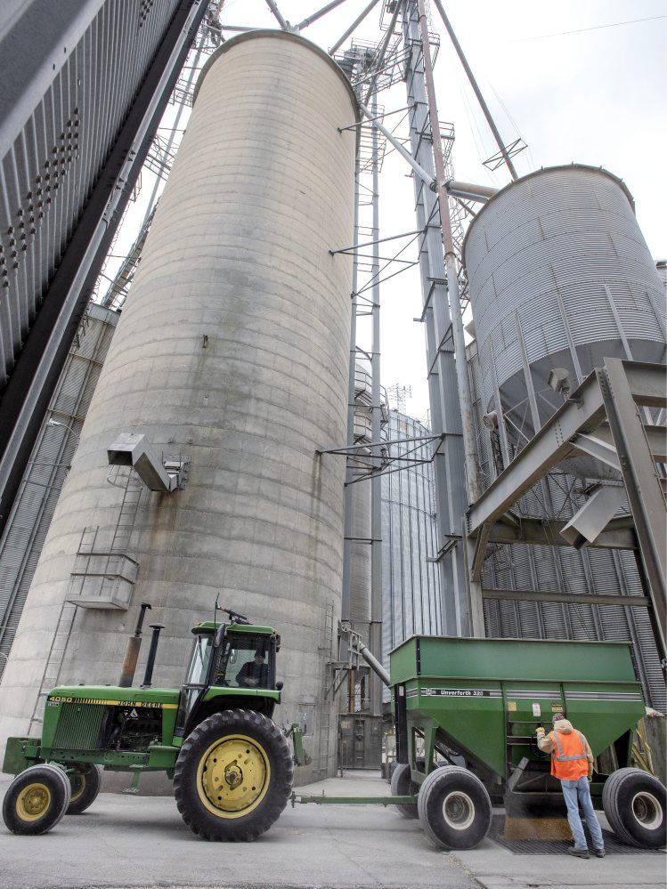 Premier grain elevator1