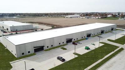 New Atkins warehouse