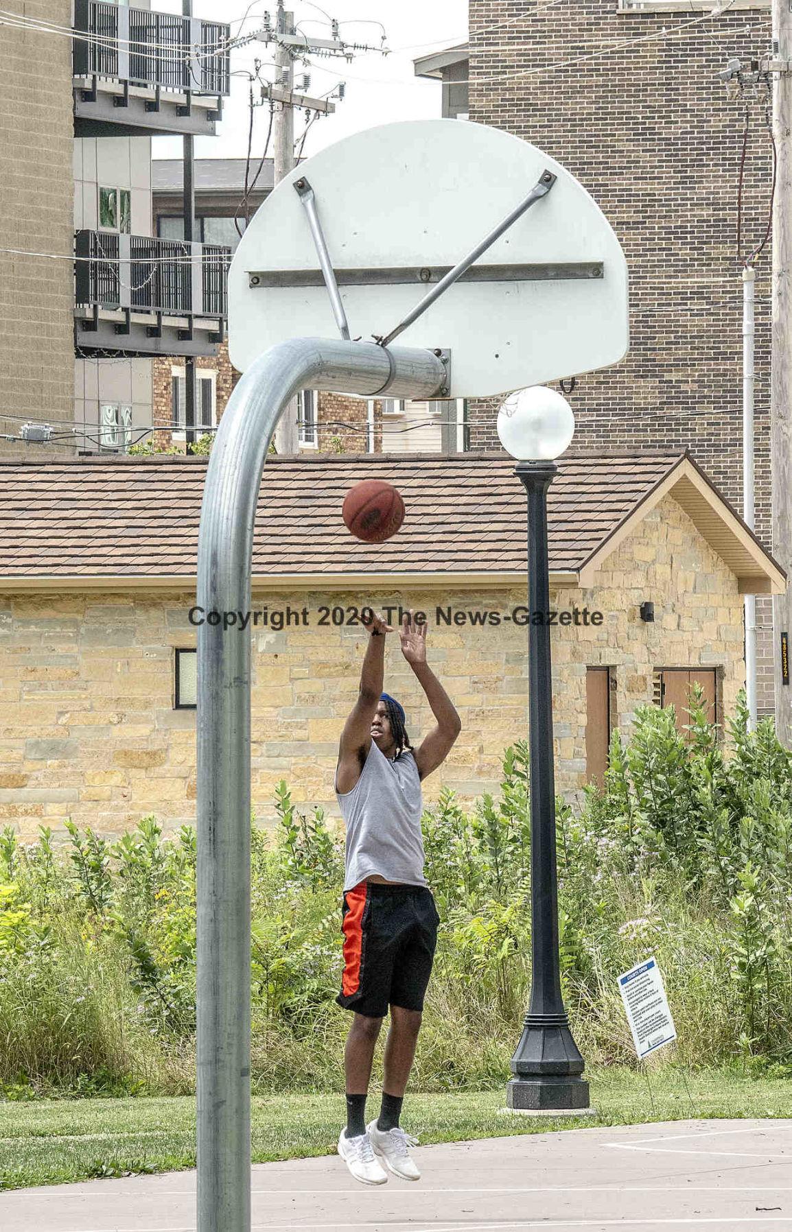 parks basketball