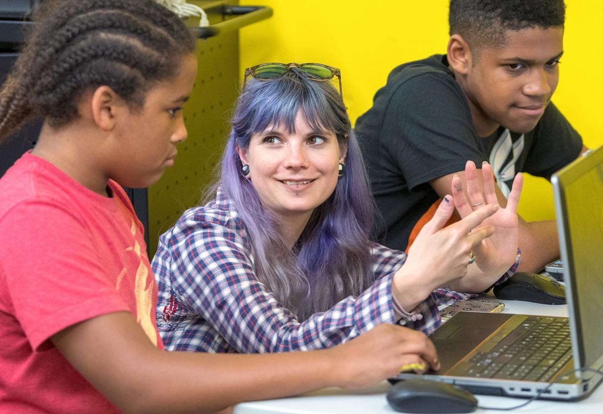 Grant lets C-U Fab Lab bring cutting-edge summer camp to Urbana kids