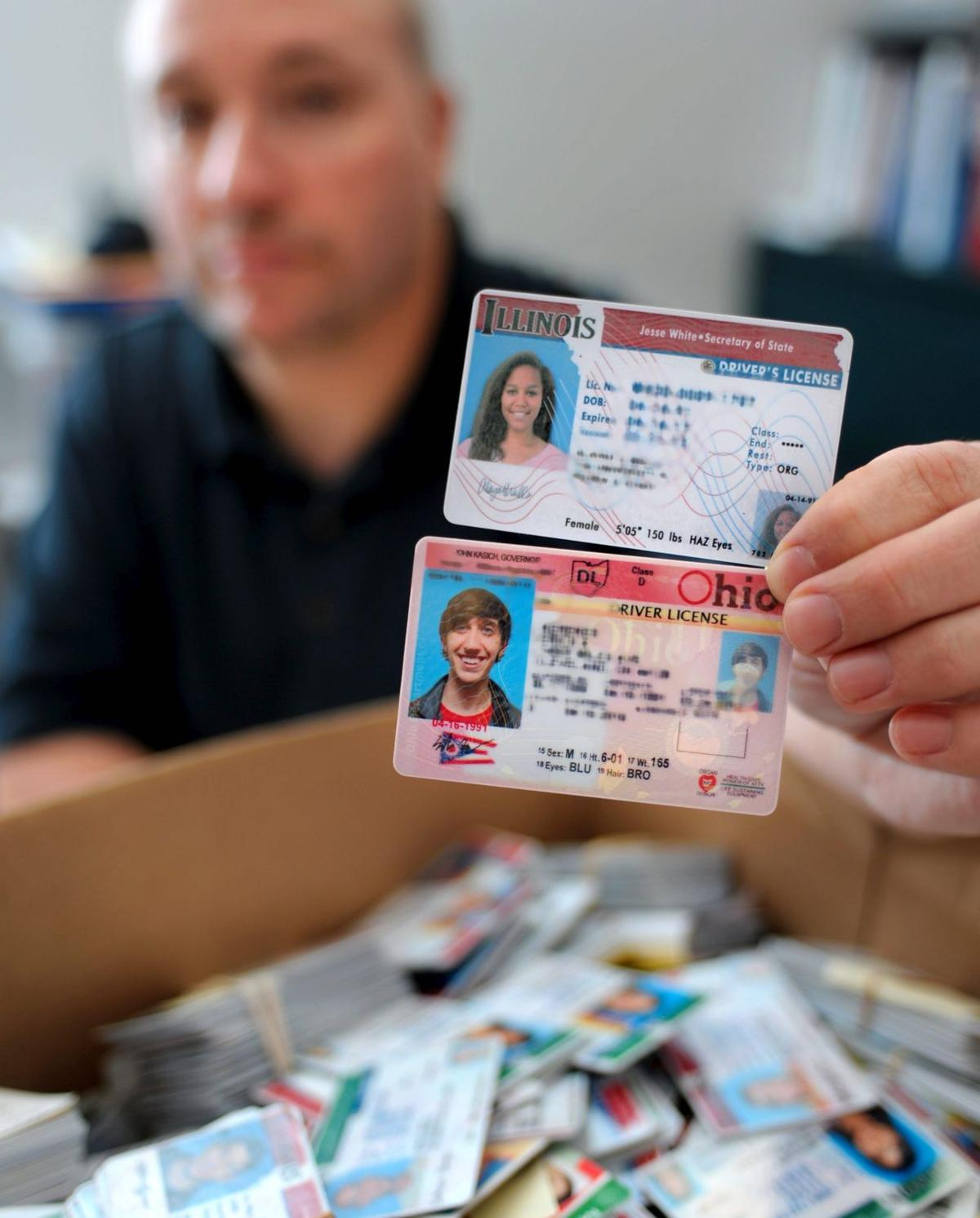 Better tech makes fake IDs harder to detect | News | news