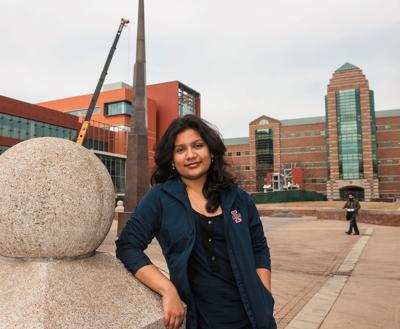 UI student proposes statue of female engineer on campus
