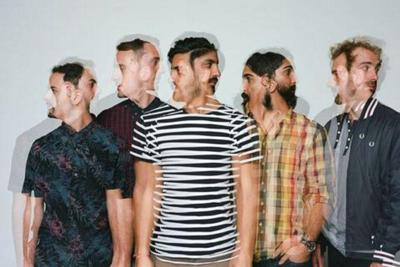 Young The Giant at SFC1
