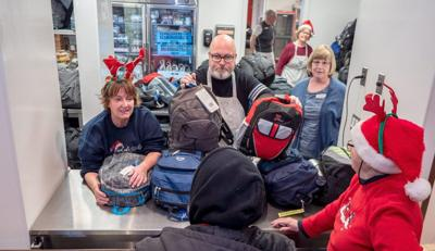 Daily Bread backpack giveaway 2019