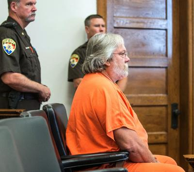 Dead woman is prosecutors' first witness in Piatt County murder trial