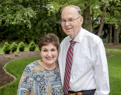 A dynamic duo: Scharlaus to be honored for helping community blossom