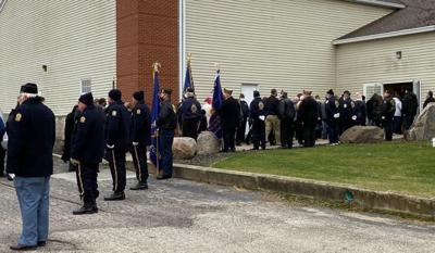 Sgt. Jeremy Sherman funeral