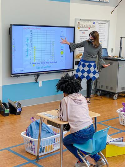 Teacher of the Week: Lisa Roundtree