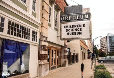 orpheum exterior