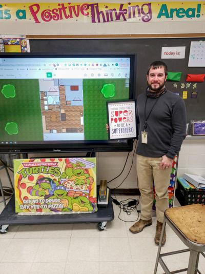 Teacher of the Week: Taylor Balgeman