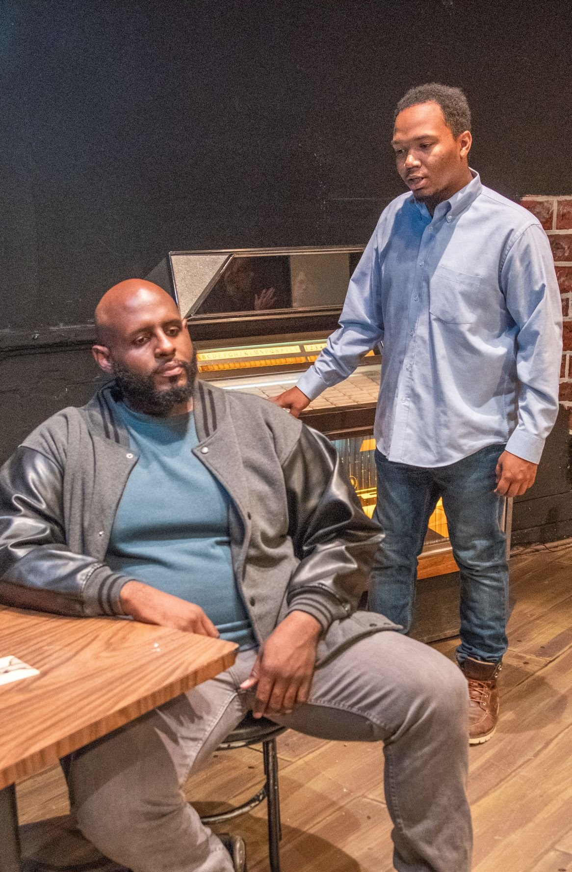 Plenty of stuff to 'Sweat' in Station's new play