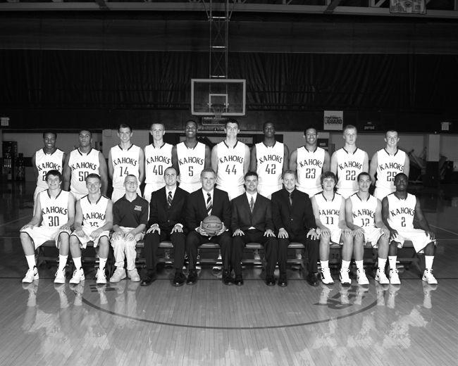 Collinsville Kahoks 2011-2012 Boys Basketball Roster