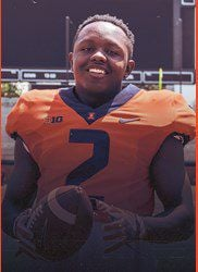 Top 50 most important Illini: No. 41 Kyron Cumby
