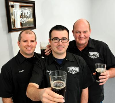 Triptych Brewing passes fundraising hurdle