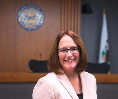 Champaign mayor Feinen new job